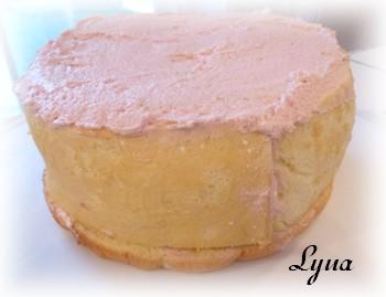 Gâteau spirale à la framboise Gateau51