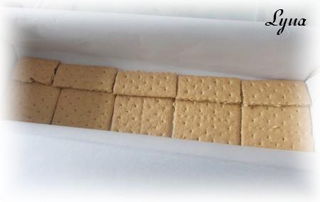 Gâteau barres snickers (sans cuisson) Gateau56
