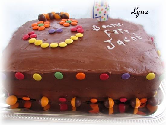 Gros gâteau au chocolat pour 25 personnes et plus Gros_g12