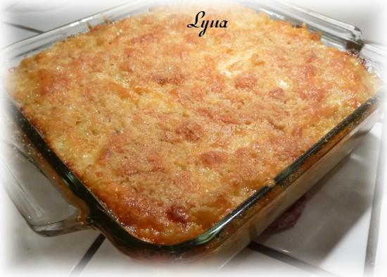 Macaroni au fromage et poireau Macaro12