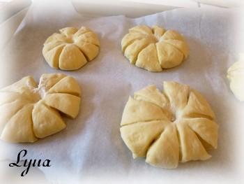 Petits pains croustillants à la citrouille (batteur sur socle) Pain_c15