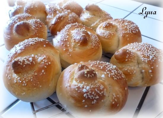 Petits pains au lait avec Batteur sur socle Petits16