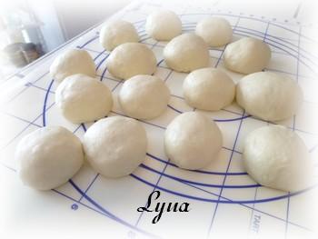 Petits pains italiens (Batteur sur socle) Petits20