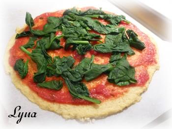 Pâte à pizza au chou-fleur Pizza_12