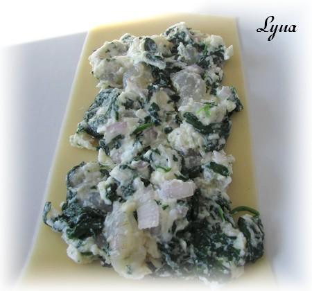 Rouleaux de lasagne aux crevettes et épinard Roulea18