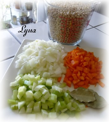 Soupe aux pois traditionnelle Soupe_16