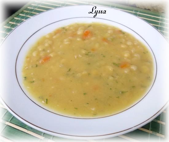 Soupe aux pois traditionnelle Soupe_17