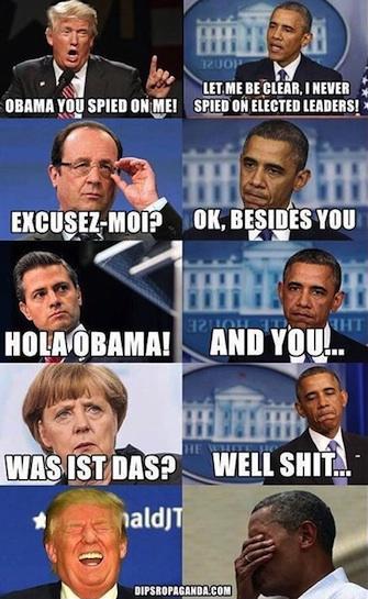 On the lighter side~ Obamat10