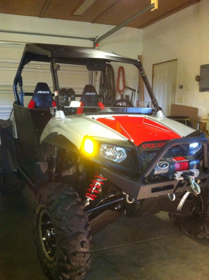 """ SOLD!!!"" 2012 RZR S Dads_r11"