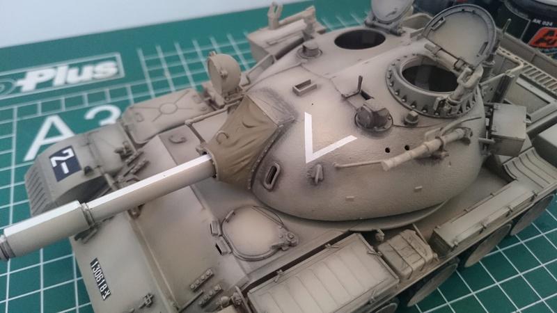 Tiran 5  IDF    1/35 Tamiya Mt210