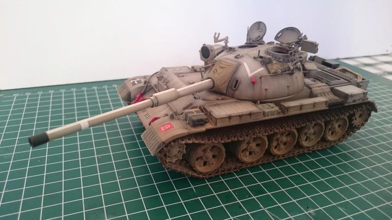 Tiran 5  IDF    1/35 Tamiya T510