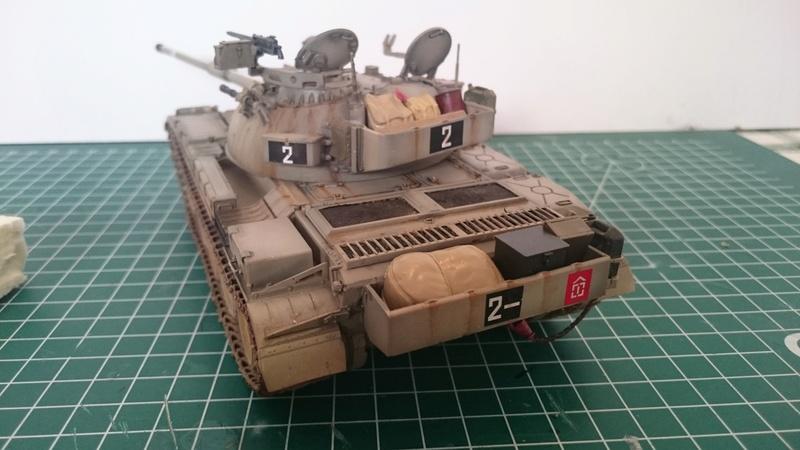 Tiran 5  IDF    1/35 Tamiya T610