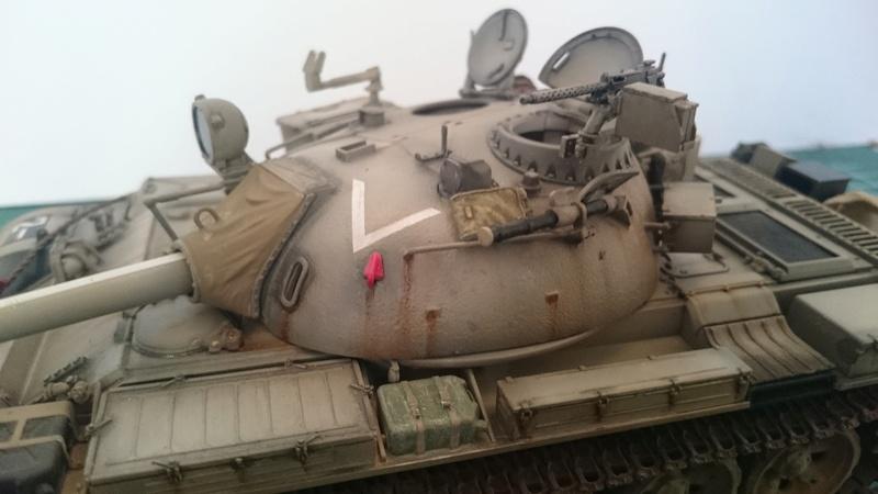 Tiran 5  IDF    1/35 Tamiya T710