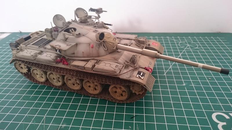 Tiran 5  IDF    1/35 Tamiya T810