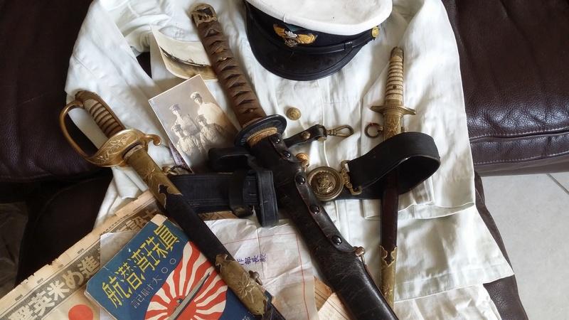 Grouping de la Marine japonaise 20170321