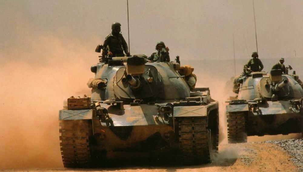 Photos - Chars de Combat / MBTs - Page 2 M-48a510