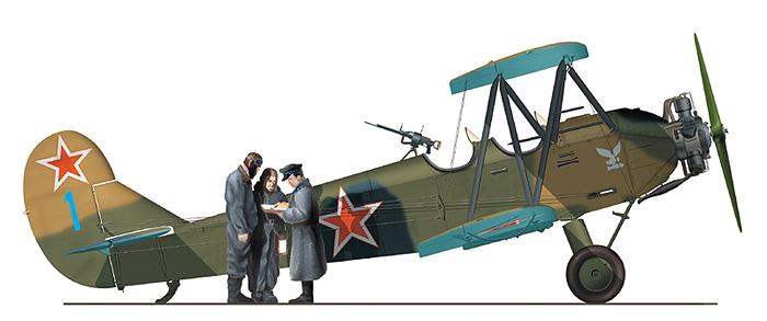 L'Armée de l'Air Soviétique 1941 à 1945 Po-2_110