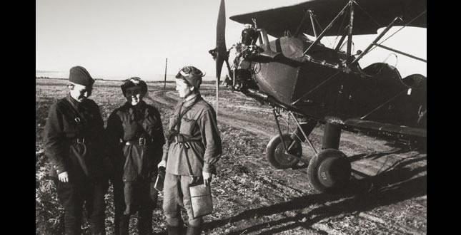 L'Armée de l'Air Soviétique 1941 à 1945 Polika10