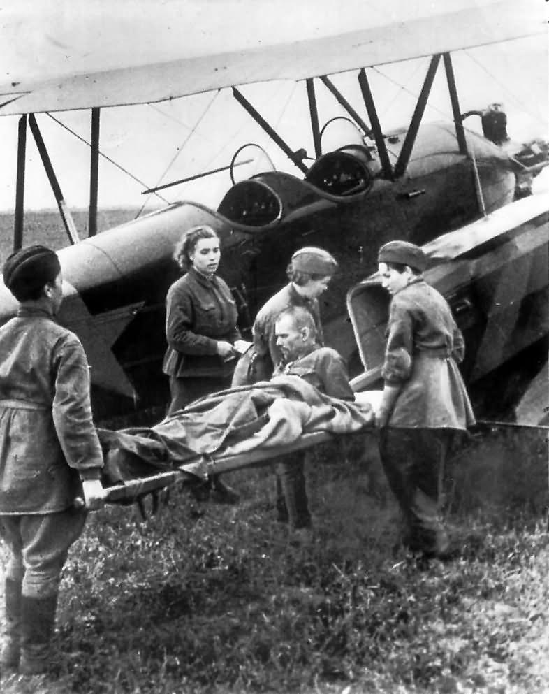 L'Armée de l'Air Soviétique 1941 à 1945 Wounde10
