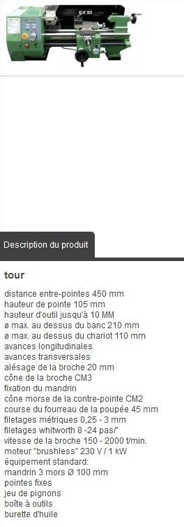 Achat tour HBM CQ9332 Tour_r11