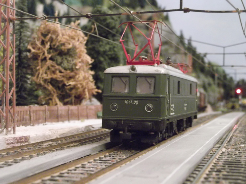 Alles Gute zum 70. Geburtstag liebe Kleinbahn! Dscf2311
