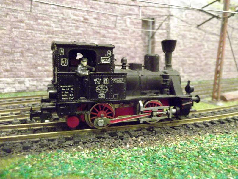 Kleinbahn-Betrieb  Dscf3417
