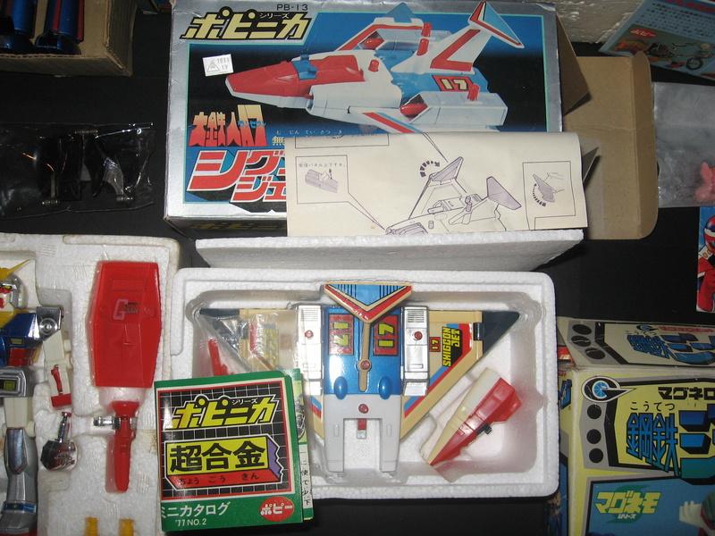 Collezione robot in vendita Img_7216