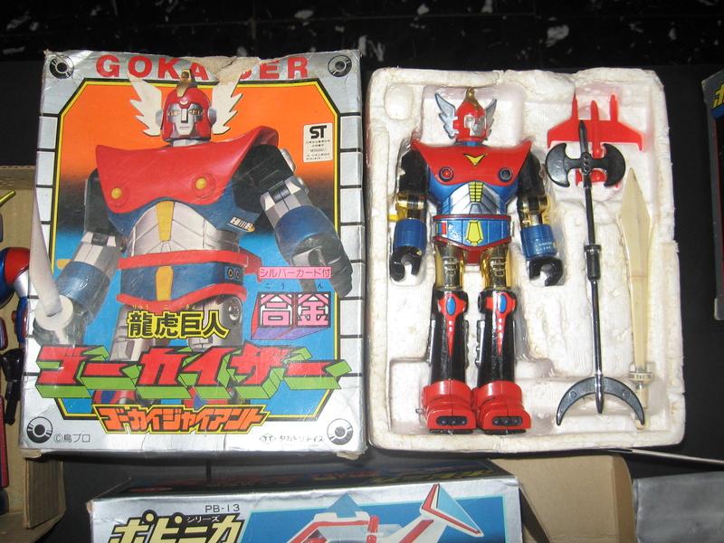 Collezione robot in vendita Img_7218