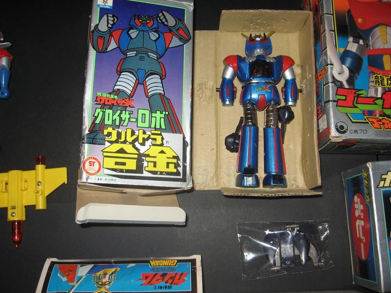 Collezione robot in vendita Img_7219