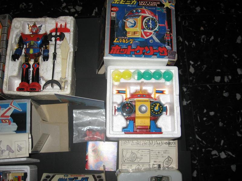 Collezione robot in vendita Img_7220