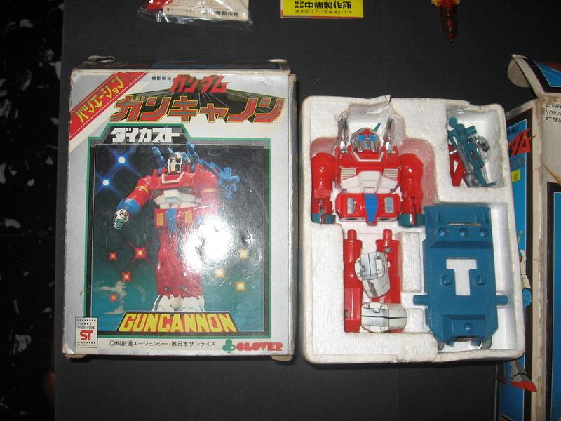 Collezione robot in vendita Img_7222