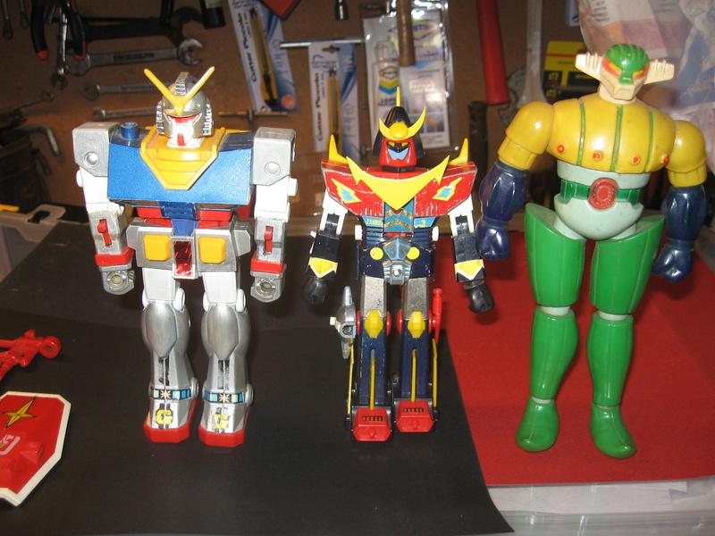 Collezione robot in vendita Img_7311
