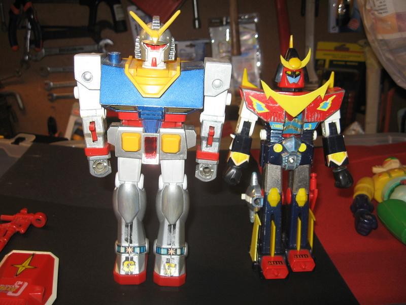 Collezione robot in vendita Img_7312