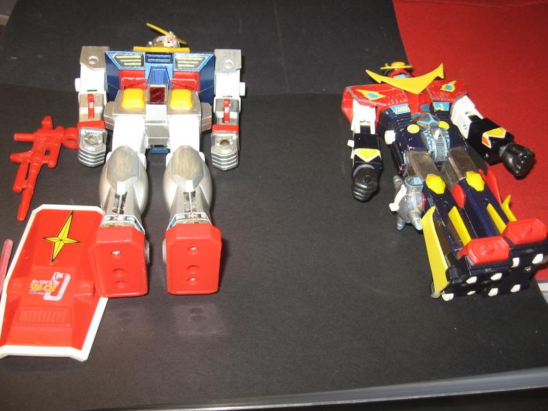 Collezione robot in vendita Img_7313