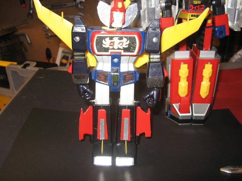Collezione robot in vendita Img_7314