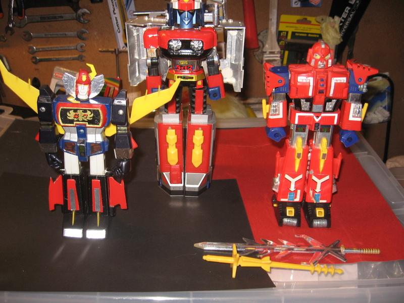 Collezione robot in vendita Img_7315