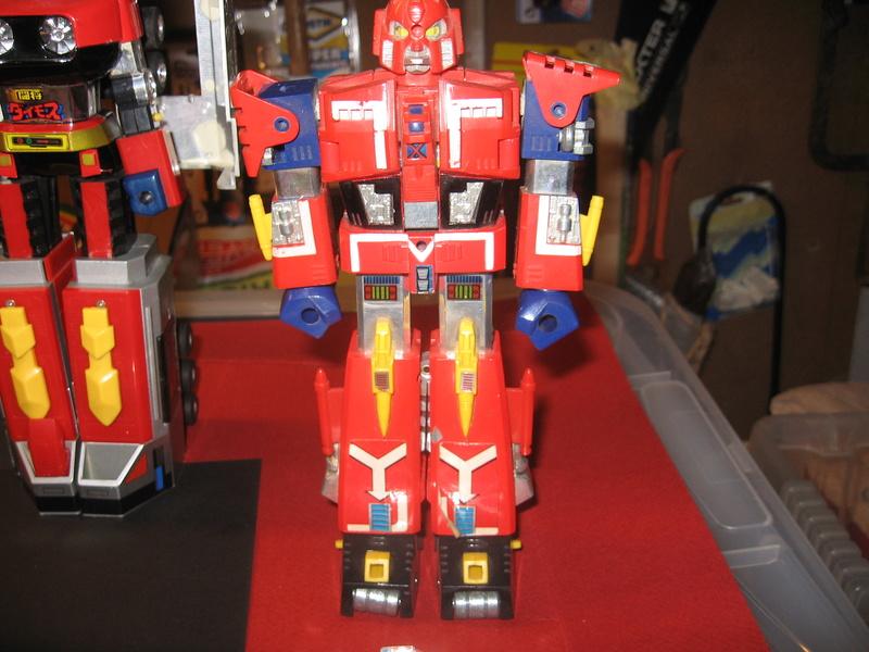 Collezione robot in vendita Img_7317