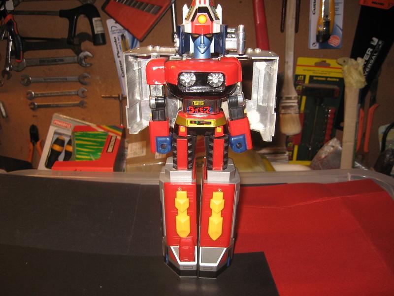 Collezione robot in vendita Img_7318