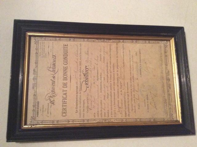 Certificat de bonne conduite 1920 Img_2911