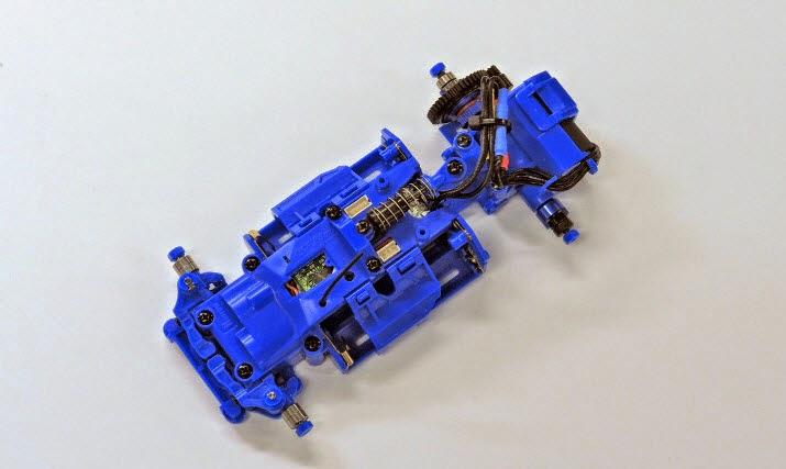 Nouveau MR-03VE 50e anniversaire JSCC Bleu limitée!  Ve-blu11