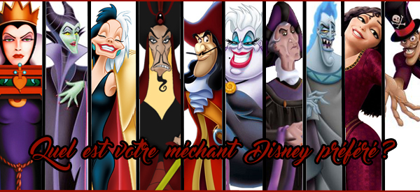 DISNEY : Quel est votre méchant préféré? Mechan10