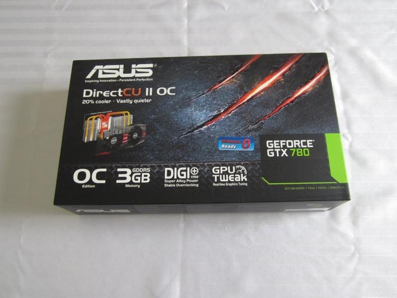 UNBOXING : ASUS GTX 780 DirectCU II OC  Img_7014