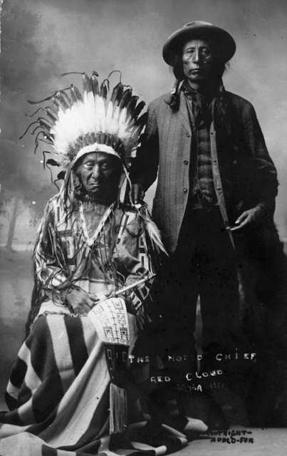 Photographs of American Indians Chief-10