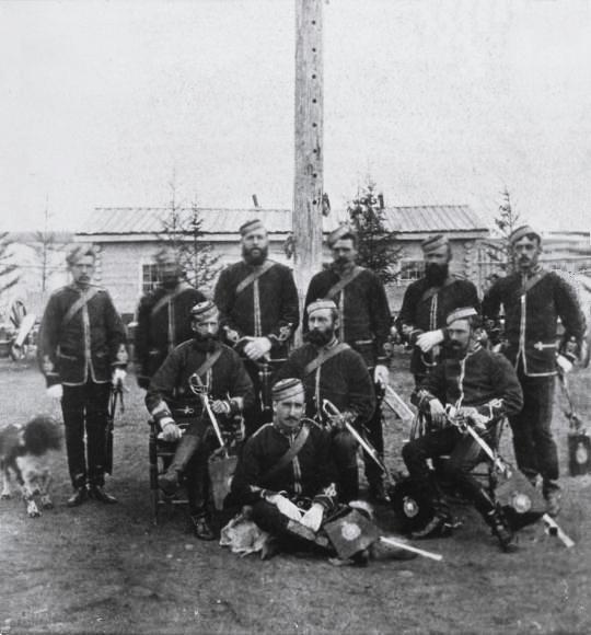 La Police montée ou Gendarmerie royale du Canada Police10
