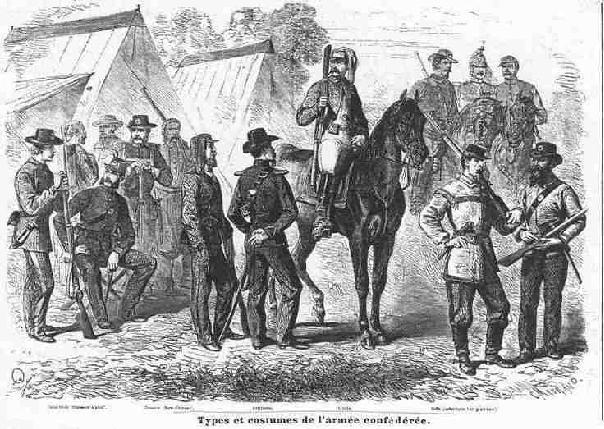 Réguliers, Volontaires et Miliciens .    ou comment s'y retrouver dans les armées de la guerre de sécession ?!  by Paddy Regvol10