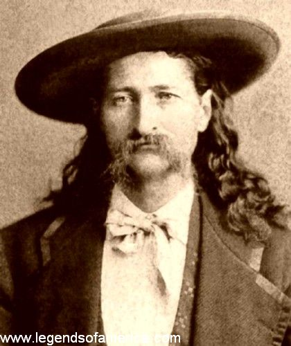 James Butler Hickok et Martha jane Conaray Wildbi13
