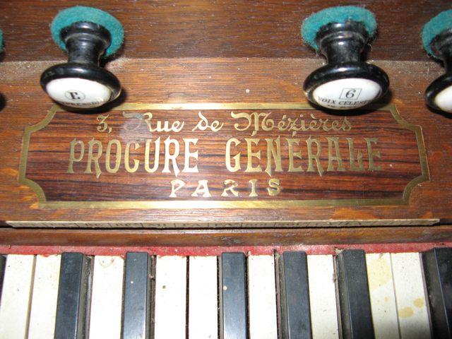 Catalogue Procure Générale de Musique Religieuse, 1901 Procur10