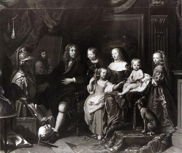 Un Allemand à la cour de Louis XIV - Everhard Jabach Le_bru11