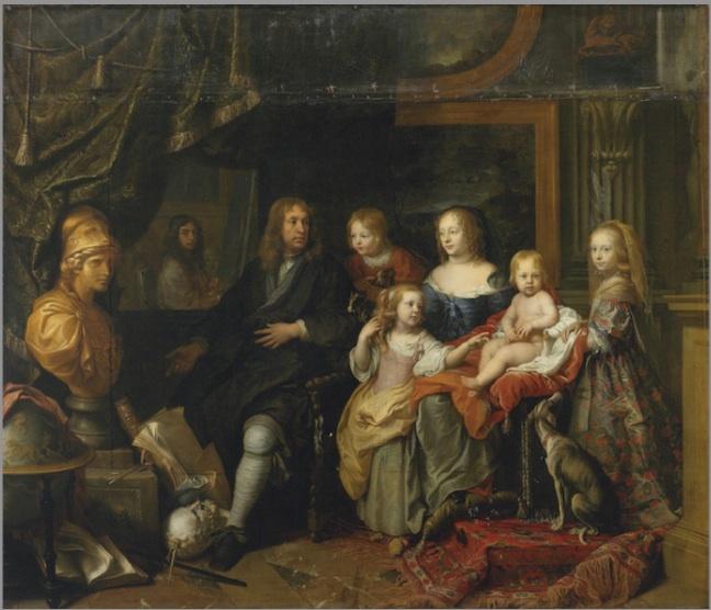 Un Allemand à la cour de Louis XIV - Everhard Jabach Lebrun11