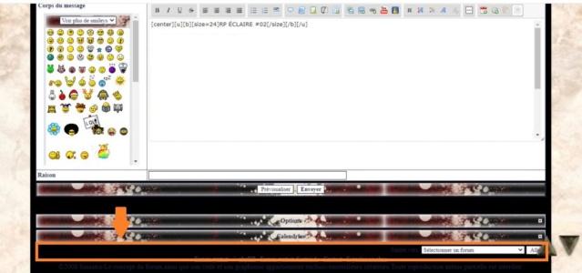 Problème lors de l'édition d'un message avec sondage Bugson13